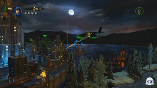 Screenshot - Lego Batman 2: DC Super Heroes (360)