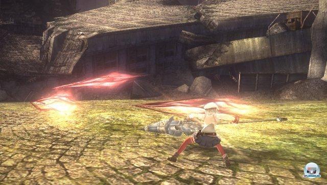 Screenshot - God Eater 2 (PS_Vita) 92444392