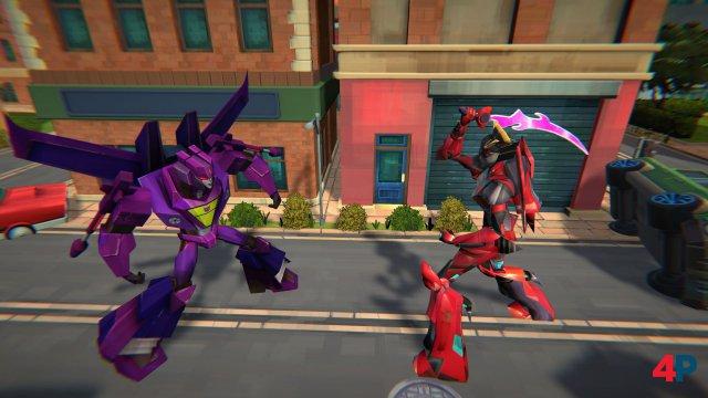 Screenshot - Transformers: Battlegrounds (PC)