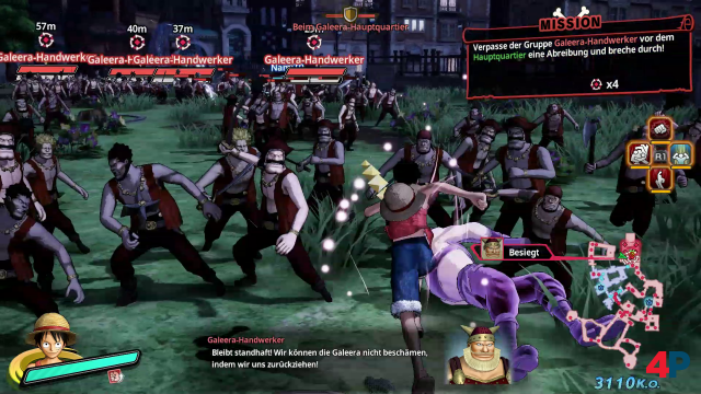 Screenshot - One Piece: Pirate Warriors 4 (PS4) 92610757