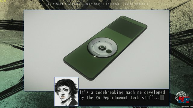 Screenshot - The 25th Ward: The Silver Case (PC) 92559649