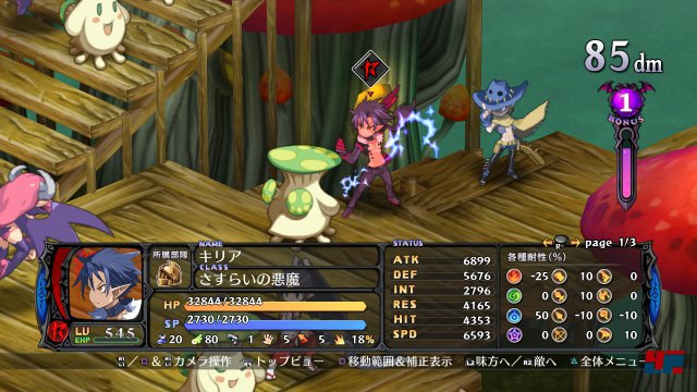 Screenshot - Disgaea 5: Alliance of Vengeance (PlayStation4) 92499907