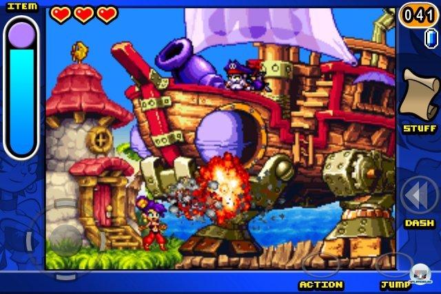 Screenshot - Shantae: Risky's Revenge (iPhone) 2283832