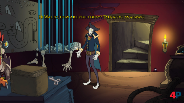 Screenshot - Darkestville Castle (PC, PS4, Switch, One)