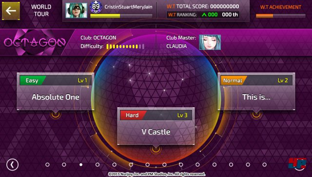 Screenshot - SUPERBEAT XONiC (PS_Vita) 92509920
