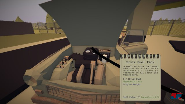 Screenshot - Jalopy (PC)