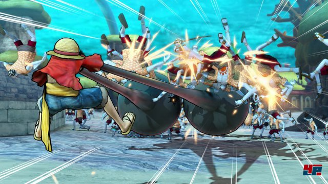 Screenshot - One Piece: Pirate Warriors 3 (PlayStation3) 92497603
