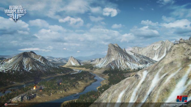 Screenshot - World of Warplanes (PC)