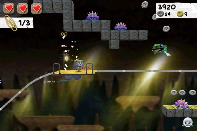 Screenshot - Paper Monsters (iPhone) 2316507
