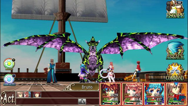 Screenshot - Revenant Saga (One) 92586356