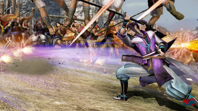 Screenshot - Samurai Warriors 4 (PlayStation4) 92492955
