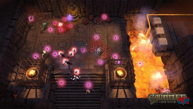 Screenshot - Gauntlet  (PlayStation4) 92511965