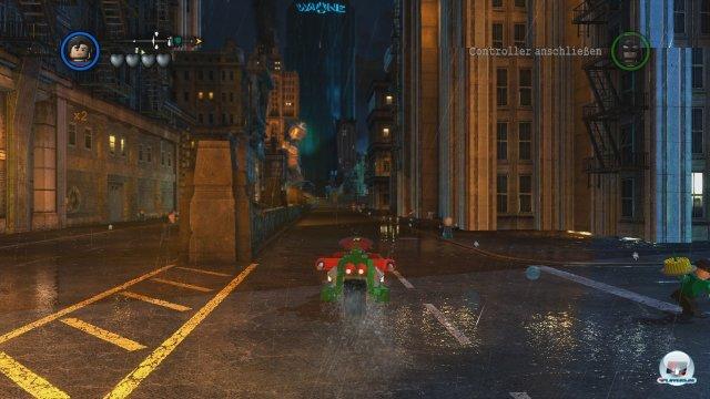 Gotham City ist ein gigantischer Spielplatz, in dem es massig zu entdecken und freizuspielen gibt.
