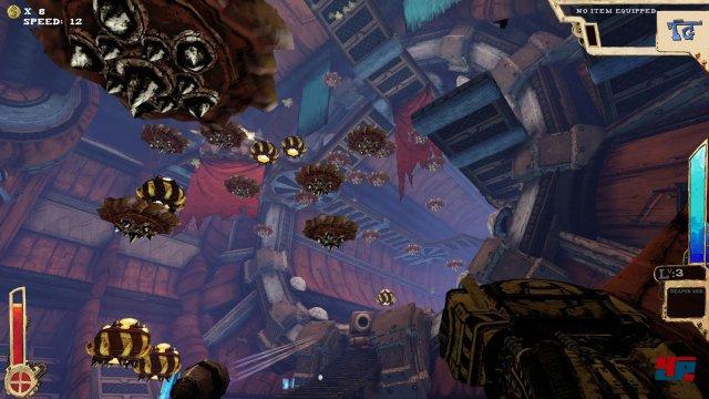 Screenshot - Tower of Guns (PlayStation3)