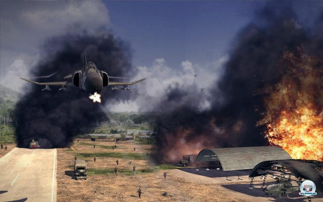 Screenshot - Air Conflicts: Vietnam (360) 92461218