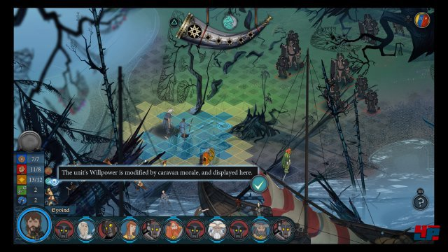 Screenshot - The Banner Saga 2 (PS4) 92529134
