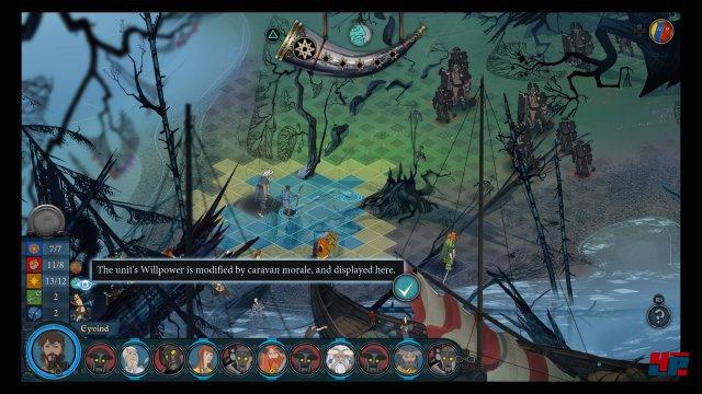 Screenshot - The Banner Saga 2 (PS4) 92529134