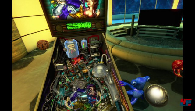 Screenshot - Pinball FX 2 VR (PS4) 92537186