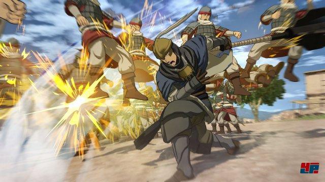 Screenshot - Arslan: The Warriors of Legend (PC) 92520333