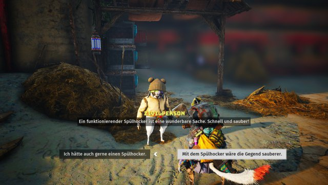 Screenshot - Biomutant (PS4) 92642304