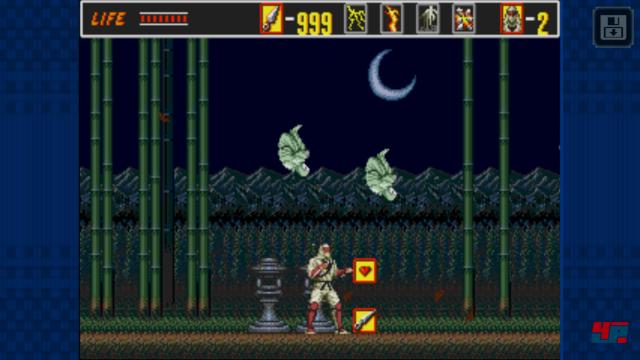 Screenshot - The Revenge of Shinobi (Android) 92549970