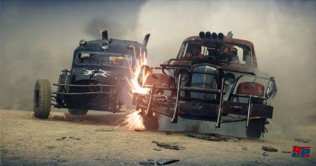 In der Postapokalypse werden Fahrzeuge zu Waffen.