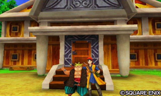 Screenshot - Dragon Quest 8: Die Reise des verwunschenen Königs (3DS) 92538666