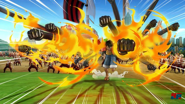 Screenshot - One Piece: Pirate Warriors 3 (PlayStation3) 92496569
