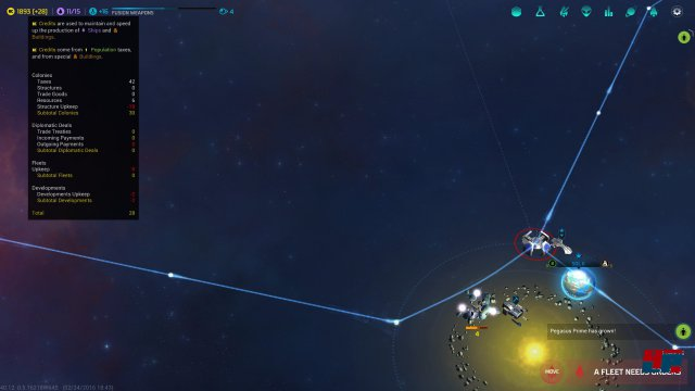 Screenshot - Master of Orion (PC) 92520969