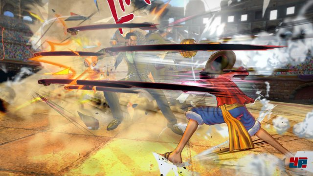 Screenshot - One Piece: Burning Blood (PlayStation4) 92515167