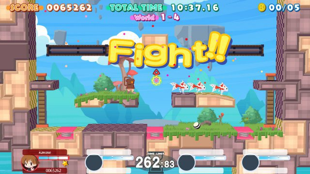Screenshot - Umihara Kawase BaZooKa! (PlayStation4,Switch) 92625558
