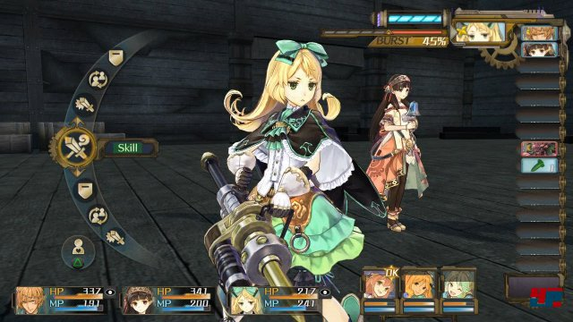 Screenshot - Atelier Shallie: Alchemists of the Dusk Sea (PlayStation3) 92499507