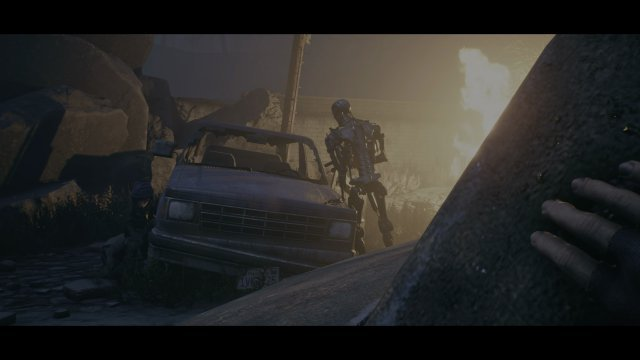 Screenshot - Terminator: Resistance (PlayStation5) 92640938