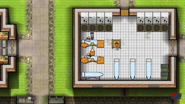 Screenshot - Prison Architect (PS4) 92572884