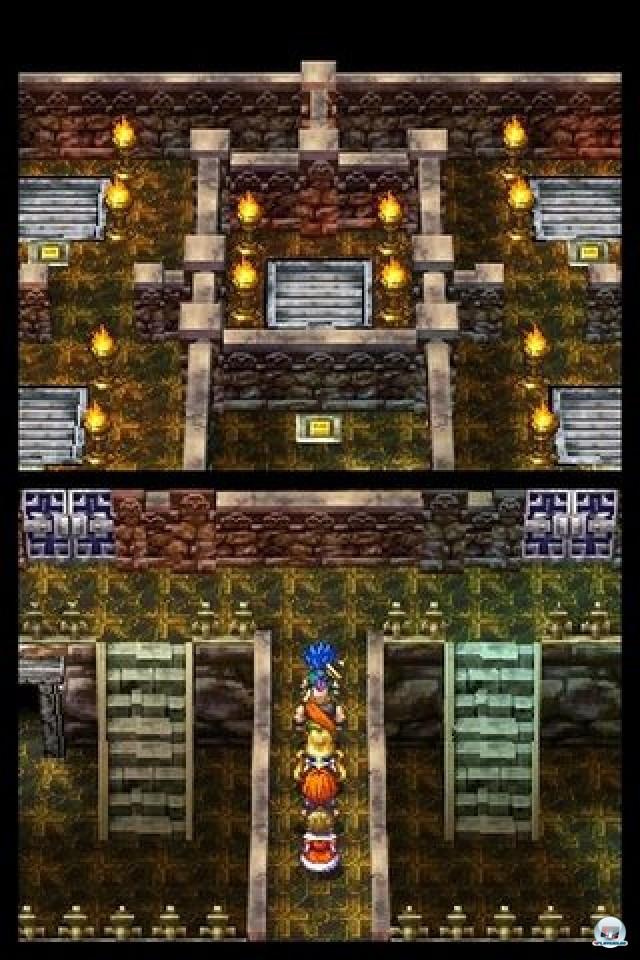 Screenshot - Dragon Quest VI: Wandler zwischen den Welten (NDS) 2216862
