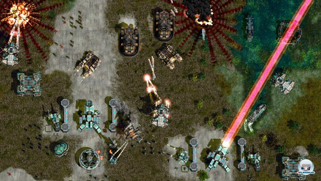 Screenshot - Machines at War 3 (Mac) 92460836