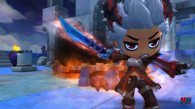 Screenshot - MapleStory 2 (PC)