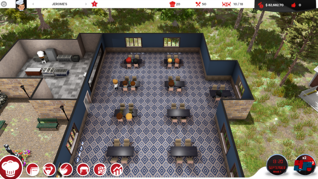 Screenshot - Chef - A Restaurant Tycoon Game (PC) 92570583