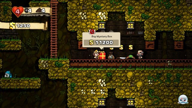 Screenshot - Spelunky (360)