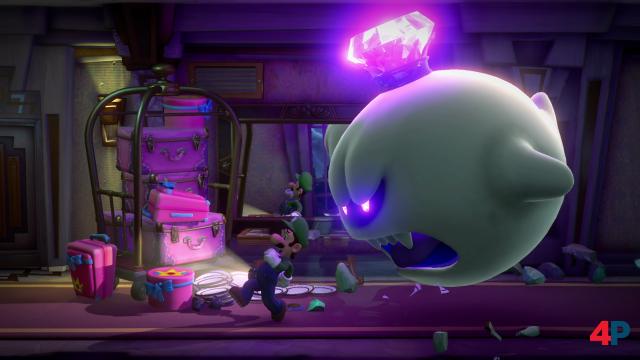 Screenshot - Luigi's Mansion 3 (Switch)