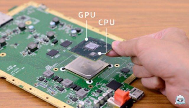 CPU und GPU vereint auf einem Chip.