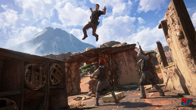 Screenshot - Uncharted 4: A Thief's End (PlayStation4) 92523606