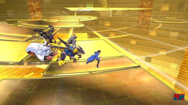 Screenshot - Digimon Story: Cyber Sleuth - Hacker's Memory (PS4) 92542702