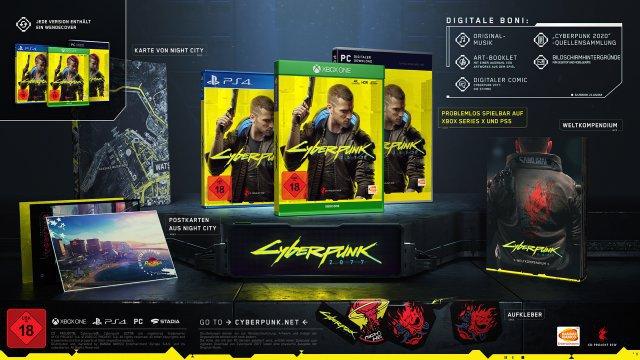 Screenshot - Cyberpunk 2077 (PC, PS4, One)