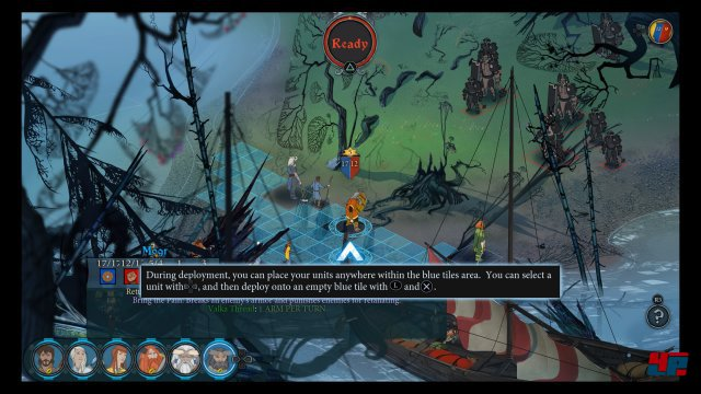 Screenshot - The Banner Saga 2 (PS4) 92529133
