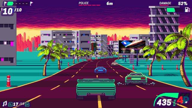 Screenshot - 80's Overdrive (Switch)