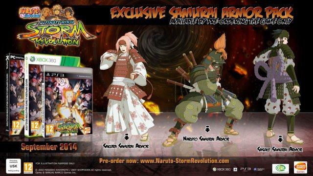 Screenshot - Naruto Shippuden: Ultimate Ninja Storm Revolution (360) 92481017