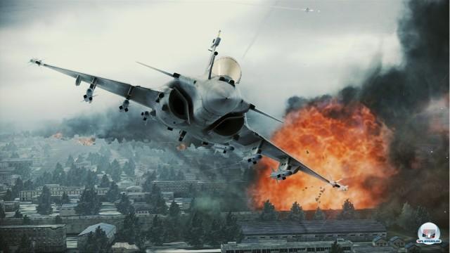 Screenshot - Ace Combat: Assault Horizon (360) 2222137