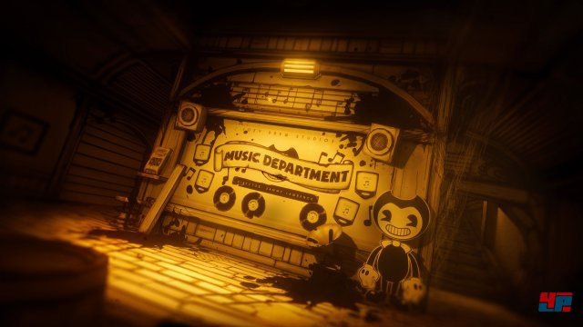 Screenshot - Bendy And The Ink Machine (PS4)