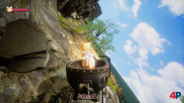 Screenshot - Giraffe & Annika (PC)